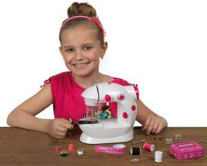 máquinas de coser para niñas
