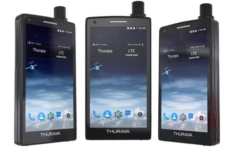 Teléfonos satélites