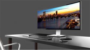 monitores para computadoras