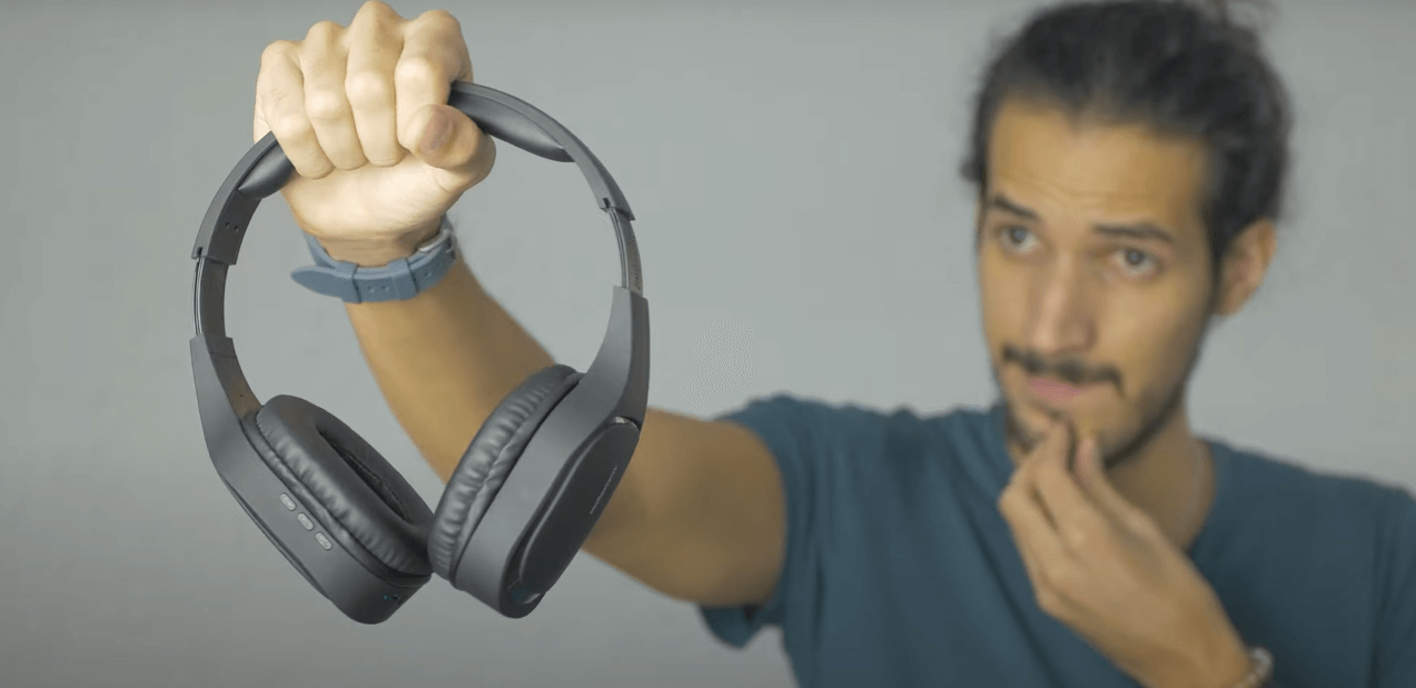 audífonos de diadema