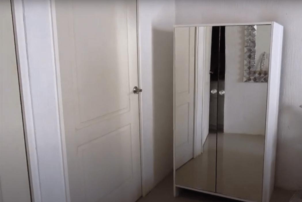 armarios con espejos