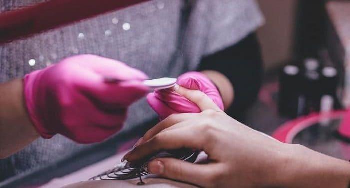mesas para uñas