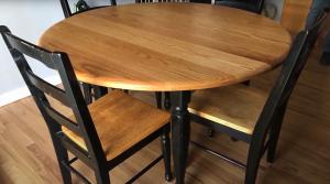 mesas redondas