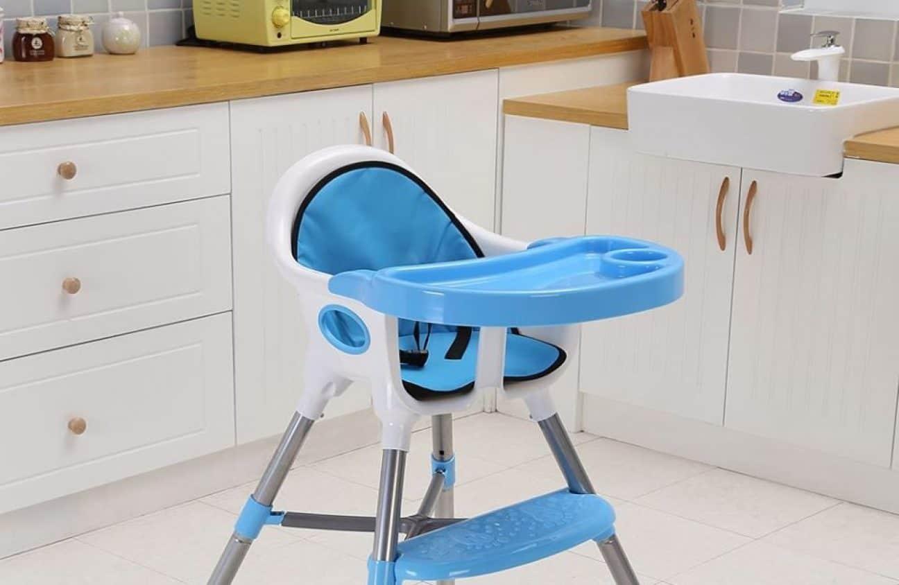 Sillas de bebé para comer