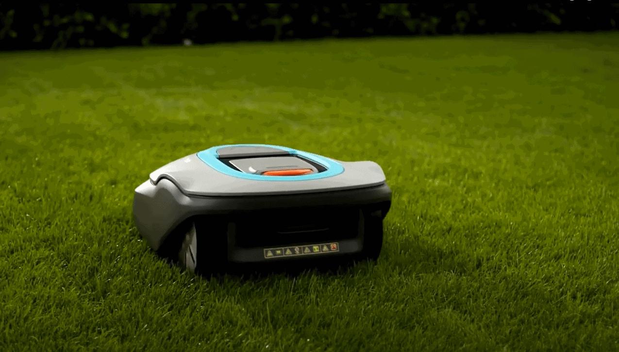 robots cortacésped