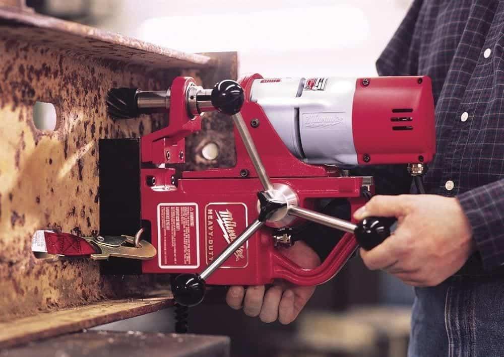 Taladros magnéticos